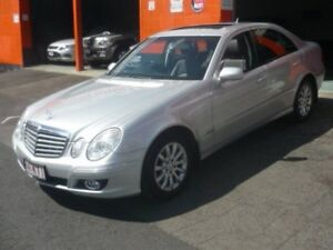 2007 Mercedes-Benz E280 Silver 7 Speed Automatic Sedan Caboolture Caboolture Area Preview