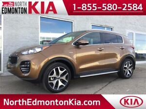 2017 Kia Sportage SX-Turbo  **LEATHER-NAV-SUNROOF**