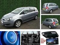 2011 Vauxhall Zafira 1.7 TD ecoFLEX 16v Exclusiv 5dr