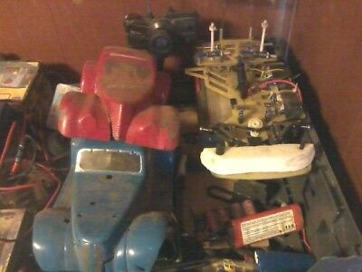 Bolink legends Associated Pan Car Remote control RC car collection LOT
