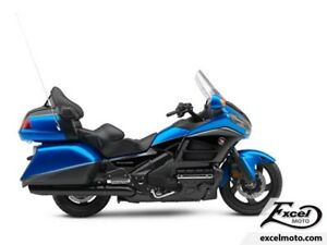 2017, GOLDWING GL1800ALH, BLEU