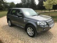2009 (09) Land Rover Freelander 2 2.2TD ( 158bhp ) 4X4 Commandshift HSE SUPERB