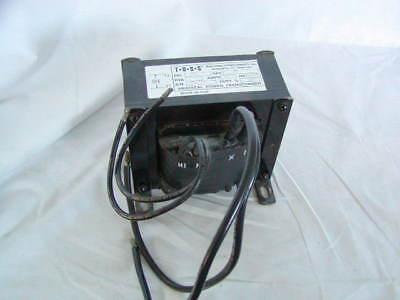 1 Toss Heatseal Transformer 3.0 Kva 230v Primary 22v Secondary 136 Amp