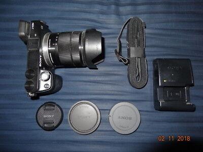 Sony Alpha NEX-7 24.3MP Mirrorless Camera With 18-55mm Lens