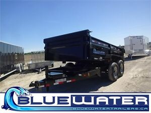 2017 Load Trail 5 Ton Dump 83 x 12!! Only $126/month!!