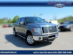 2011 Ford F-150 XLT 4x4 SuperCrew Cab 5.5 ft. box 145 in. WB