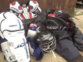 Ice Hockey Kit