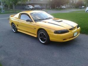 REDUCED!!!1998 FORD MUSTANG CLASSIC GT