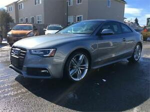 2015 Audi S5 Progressiv | Navigation | 6 Spd Manual |