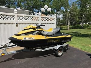 *** 2009 SEADOO RXT iS 255 - NEW SUPERCHARGER ***