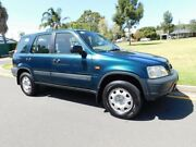 1998 Honda CR-V 4WD Blue 4 Speed Automatic Wagon Somerton Park Holdfast Bay Preview