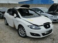 SEAT LEON 1.6 DIESEL CAYC 2012 BREAKING FOR SPARES TEL 07814971951 HAVE FEW IN STOCK