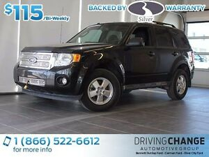 2012 Ford Escape XLT-4WD-Sync-Power Driver Seat
