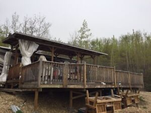RV deck for sale