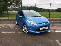 Ford Fiesta 1.6TDCi Zetec S Diesel 2008 58 NEW MODEL WITH ONLY 51K MILES