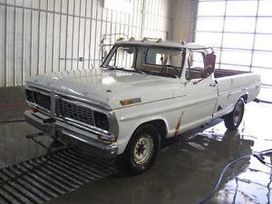 recherche ford f250 de 1968 à 1972