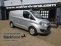 2015 Ford Transit Custom 290 Limited 2.2TDCi 125ps L1A/C Bluetooth Park/Sens All