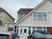 4 Bed 2 Reception with 3 bath Semi Detached house to rent in Kenton-CHARLTON RD