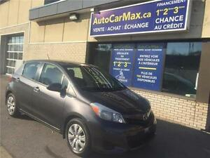 2012 Toyota Yaris LE Automatic-Blutooth Impécable! Comme neuf!!