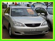2006 Toyota Camry ACV36R MY06 Altise Limited Silver 4 Speed Automatic Sedan Minchinbury Blacktown Area Preview