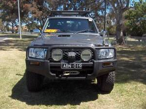 07 NISSAN PATROL GU 6 ST INTERCOOLED TURBO DIESEL 4X4 WAGON! Mordialloc Kingston Area Preview