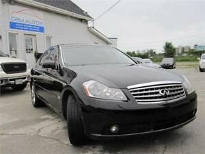 2006 INFINITI M35 Clean Sporty V6 3.5L AWD Leather Sunroof B.up