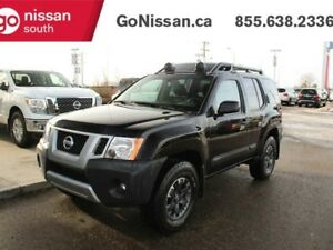 2015 Nissan Xterra PRO-4X, LEATHER, NAVIGATION, SUNROOF, AUTO, H