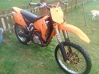 KTM 2004 for swap