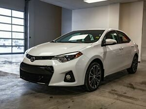 2015 Toyota Corolla S Technology Package, Remote Starter, Naviga