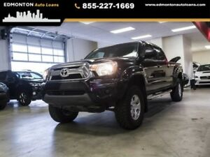 2014 Toyota Tacoma SR5, Lift Kit, Touch Screen, Back Up Camera,