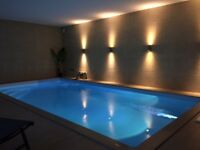 Holidays rental in France- house with indoor pool sauna jaccuzzi- 5 bedrooms-In house Chef on option