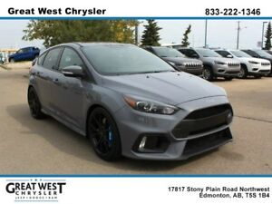 2017 Ford Focus RS 4dr AWD Hatchback **One Owner ** Clean CARPRO