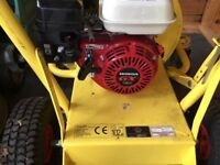 Powerful Cramer Leaf Vacumn same basic machine as You Tube. Little used, less than sixty hours.