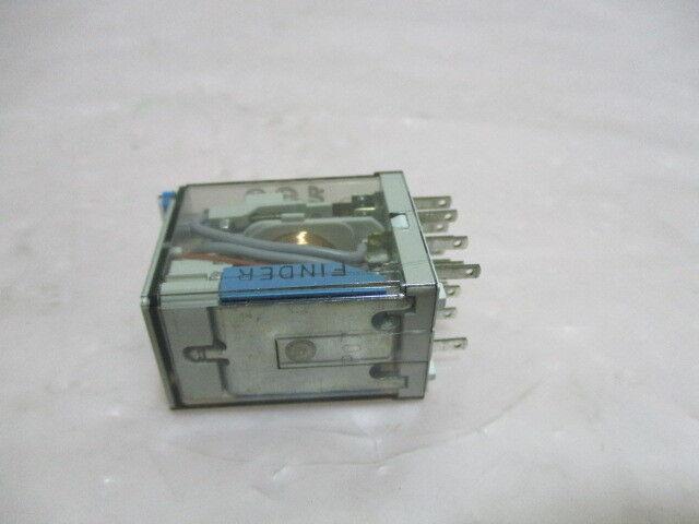 Finder Type 55.34, Relay, 4PDT, 5A, 250V. 420056