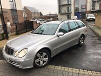 Mercedes Class 2.7 E270 CDI Avant-garde,Xenon LIGHT,2 OWNERS,FULL SERVICE HISTORY,NEW MOT,2 KEYS,HPI