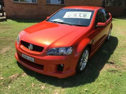 2006 Holden Commodore VE SV6 Ignition 5 Speed Automatic Sedan Tuggerah Wyong Area Preview