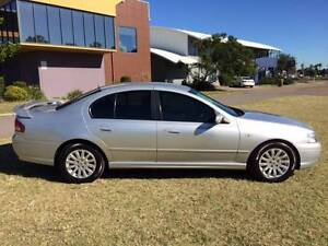 2004 Ford Fairmont Sedan Newcastle Newcastle Area Preview