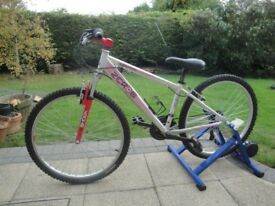 Raleigh ZERO-G Boys Mountain Bike