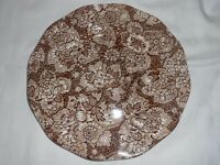 """4 x Dinner Plates by Enoch Wedgwood """"Gainsborough"""" & 4 x matching Side Plates"""