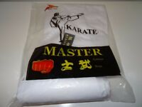 Karate suit martial arts Gi Kids 4-5 years brand new sealed