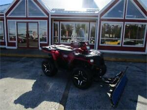 2016 POLARIS SPORTSMAN 570 SP WITH PLOW
