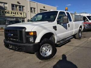 2008 Ford Super Duty F-350 SRW 4X4 OFF ROAD **STORAGE BOX** LO