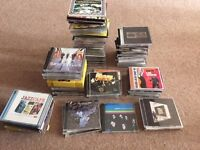 Bulk load of CD'S 41 albums 51 singles some unusual