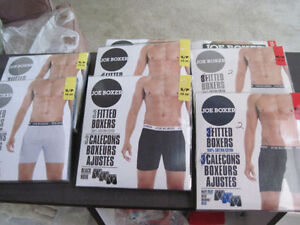 Boxer Briefs, Joe Boxer..Small & Med. Kirkland Medium, BNIP