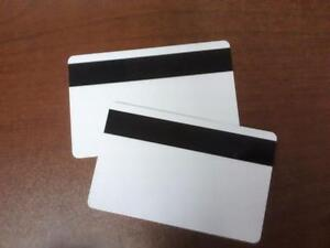Magstripe card Printing as low as $0.12/ea