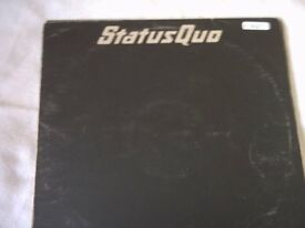 Vinyl LP Status Quo - Hello! Vertigo 6360 098 (1973)