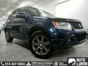 2011 Suzuki Grand Vitara JLX TOIT/MAG/DEMAR/EXCELLENTE CONDITION