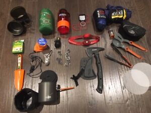 Camping Gear for Sale!