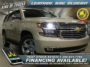2015 Chevrolet Tahoe LTZ Leather | BluRay | Sunroof
