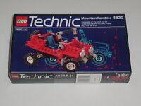 technical lego 8820, mountain rambler